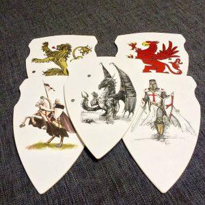 knights shields