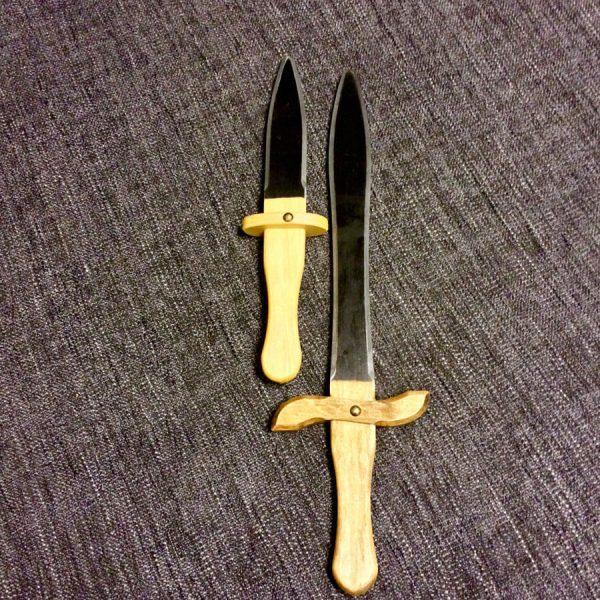 painted swords irish education
