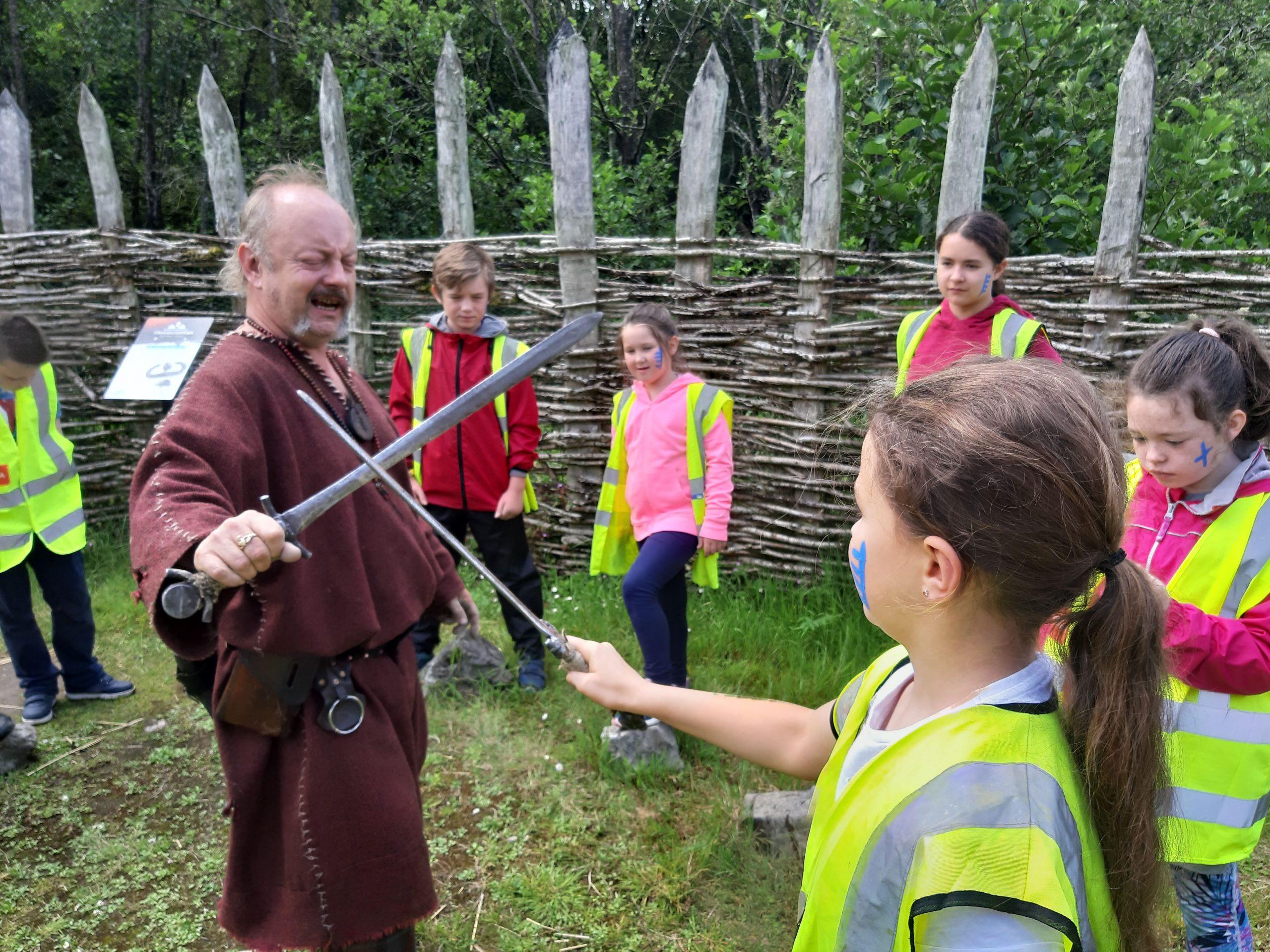 King John's Summer Camp