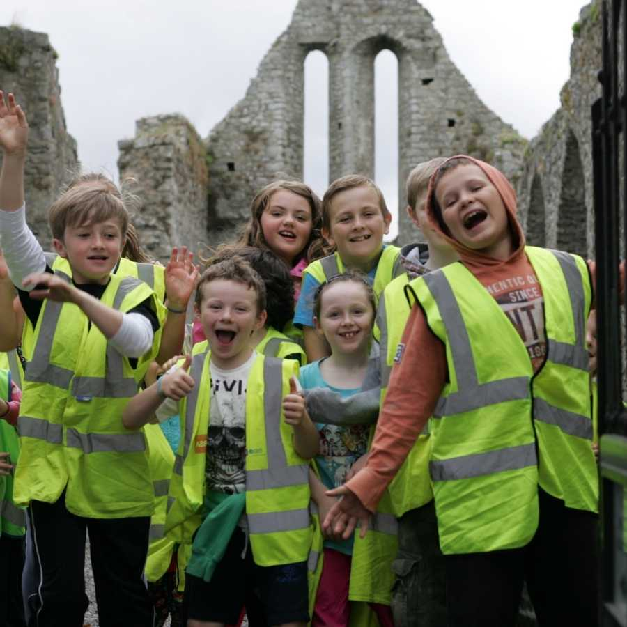 irish history after school activity